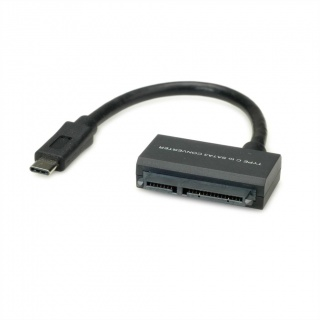 "Convertor USB 3.1-C la SATA III pentru HDD/SSD 2.5"", Value 12.99.1051"