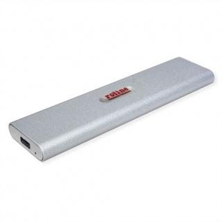Rack extern USB 3.1-C pentru SSD M.2 NVME, Roline 16.01.4146