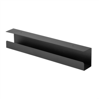 Organizator cabluri montare sub birou Negru , Value 17.99.1315