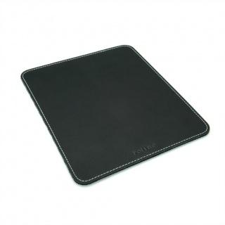 Mouse pad imitatie piele Negru, Roline 18.01.2046