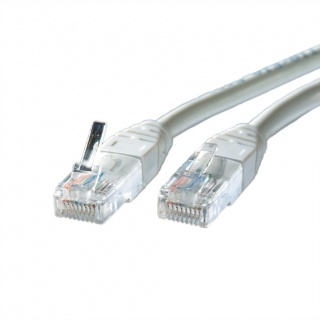 Cablu retea UTP Cat.5e, gri, 5m, Roline 21.15.0505