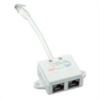 Adaptor RJ45 in Y Cat 5e neecranat, Value 21.99.3045