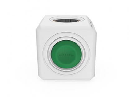 Prelungitor in forma de cub PowerCube Switch Original 4 prize cu switch, Allocacoc