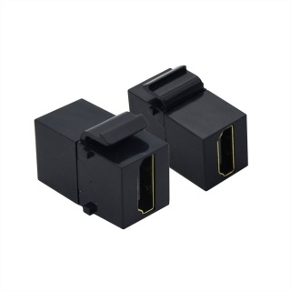 Keystone HDMI M-M negru, Value 25.99.8208