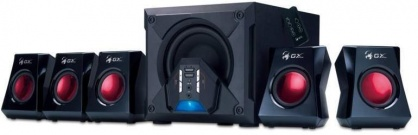 Boxe 5.1 cu telecomanda wireless SW-G5.1 3500, Genius