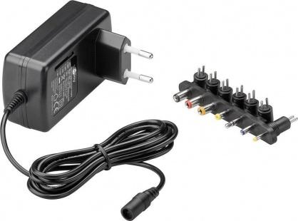 Incarcator universal 9V-24V/24W/1.5A, Goobay 54799
