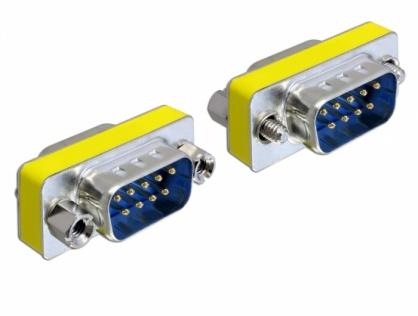 Adaptor Serial 9 pini T-T, Delock 65009