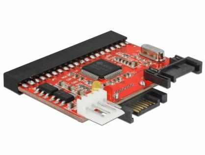 Convertor IDE-SATA bidirectional, Delock 61635
