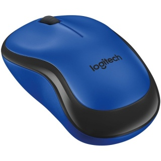 Mouse wireless silentios Bleu, Logitech M220