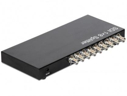 Multiplicator 8 porturi 3G-SDI, Delock 93253