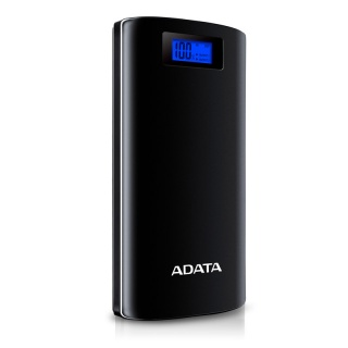 Power bank 20.000mAh Negru, A-DATA P20000
