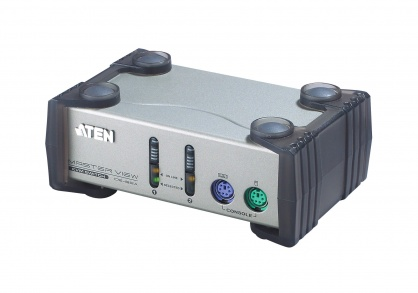 Distribuitor KVM Digital PS/2 VGA 2 porturi, Aten CS82A