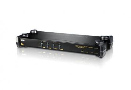 Distribuitor KVM PS/2 VGA 4 porturi, Aten CS9134