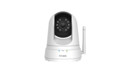 Camera IP wireless de interior Day and Night, D-LINK DCS-5000L