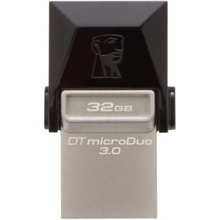 Stick USB 3.0 32GB KINGSTON DATA TRAVELER MicroDuo OTG, DTDUO3/32GB