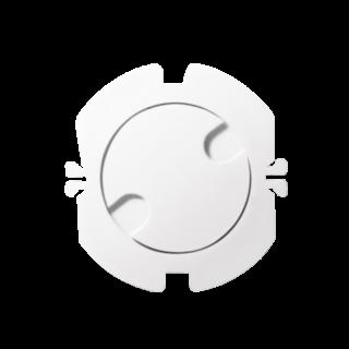 Protectie priza pentru copii cu inchidere automata set 10 buc, Logilink EC3002