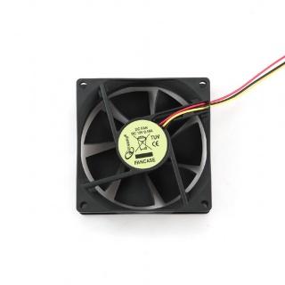 Ventilator/Cooler Carcasa 80mm, Gembird FANCASE