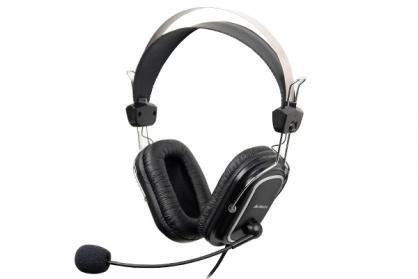 Casti cu microfon ComfortFit, A4Tech HS-50