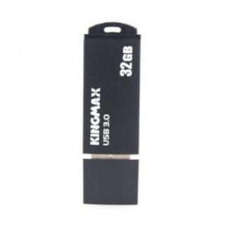 Stick USB 3.0 32GB MB-03 compact, aliaj aluminiu Black, Kingmax