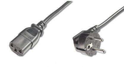 Cablu de alimentare PC C13 2m negru, KPSP2