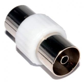 Adaptor antena coaxial M-M Alb