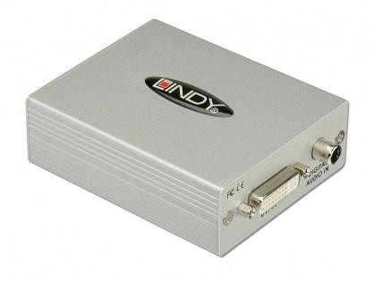 Convertor DVI-D & SPDIF la HDMI, Lindy L32559