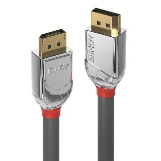 Cablu DisplayPort 8K / 4K@160Hz T-T v1.4 Cromo Line 1m, Lindy L36301
