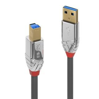Cablu de imprimanta USB-A 3.0 la USB-B T-T Cromo Line 2m, Lindy L36662