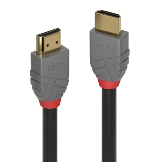 Cablu HDMI Ultra HD 4K Anthra Line T-T 2m, Lindy L36963