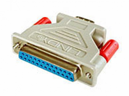 Adaptor serial DB25 la DB9 M-T, Lindy L70030