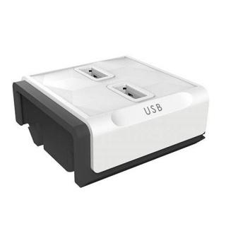Modul 2 x USB pentru prelungitoarele modulare, Allocacoc