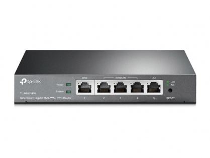 Router SafeStream Gigabit Multi-WAN Desktop VPN, TP-LINK TL-R600VPN