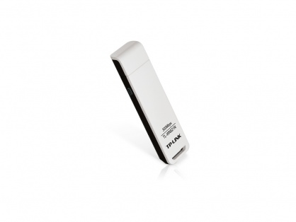 Placa Retea Wireless USB 300 Mb/s, TP-LINK TL-WN821N