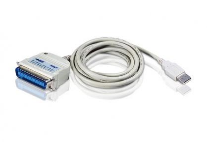 Cablu USB la paralel Centronics IEEE128 1.8m, ATEN UC1284B