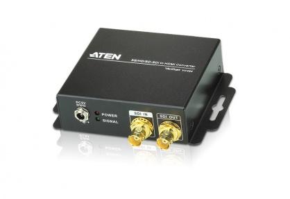 Convertor 3G / HD / SD-SDI la HDMI, ATEN VC480