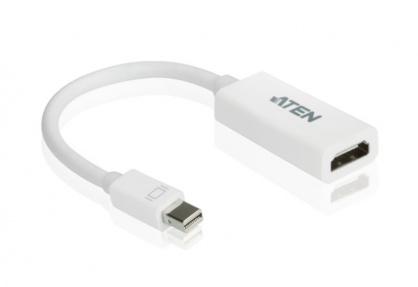 Adaptor Mini Displayport la HDMI T-M Alb, ATEN VC980