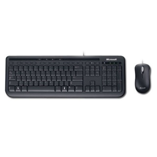 Kit Tastatura + Mouse Microsoft Desktop 600 USB APB-00013