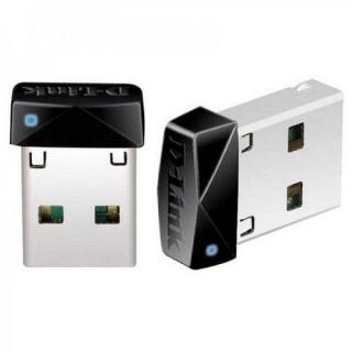 Adaptor wireless USB N150 micro, D-LINK DWA-121