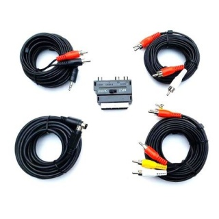 Kit audio video Hi-Fi Multimedia, KTCBLHE12100