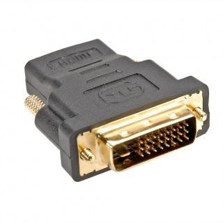 Adaptor HDMI la DVI-D Dual Link 24+1 pini M-T, Roline 12.03.3116