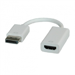 Adaptor Displayport la HDMI T-M 4K v1.2, Roline 12.03.3144