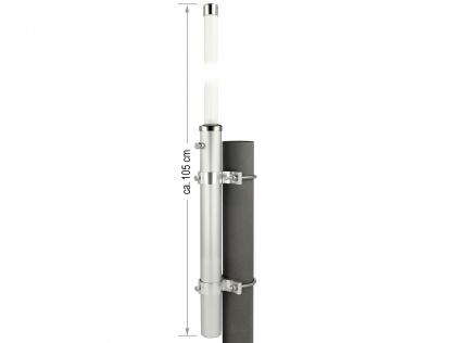 Antena GSM UMTS N Jack 7 dBi 75.6 cm omnidirectional pentru perete/exterior, Delock 12500