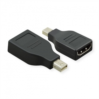 Adaptor Mini DisplayPort la HDMI Full HD T-M, Value 12.99.3159