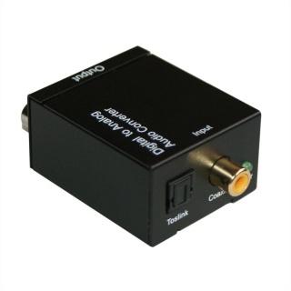 Convertor audio Digital S/PDIF la Analog RCA, Value 14.99.3441