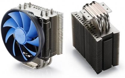 Cooler CPU Universal, soc LGA & AMD, DeepCool GAMMAXX S40