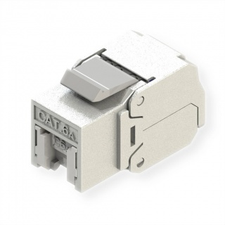 Keystone RJ45 Cat.6A (Clasa EA) STP toolfree, Roline 21.17.0321