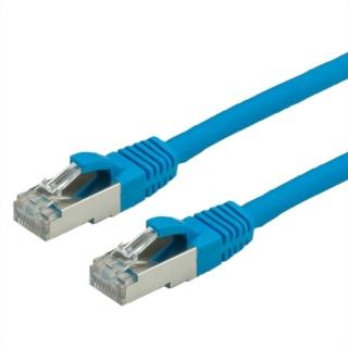 Cablu retea SFTP Value Cat.6 albastru, LSOH, 1m, 21.99.1234