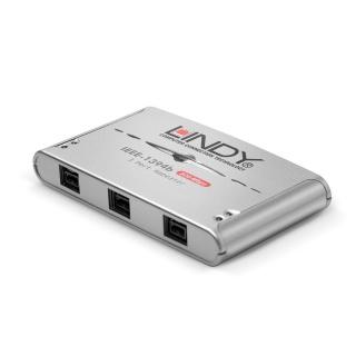 HUB repeater Firewire 800 3 porturi, Lindy L32911