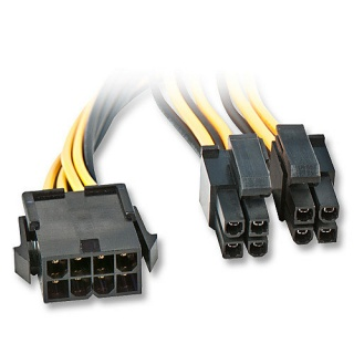 Cablu prelungitor alimentare intern eATX/EPS 4x12v, Lindy L33163