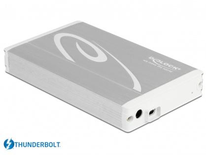 "Rack Extern pentru HDD SATA 2.5"" la Thunderbolt, Delock 42510"